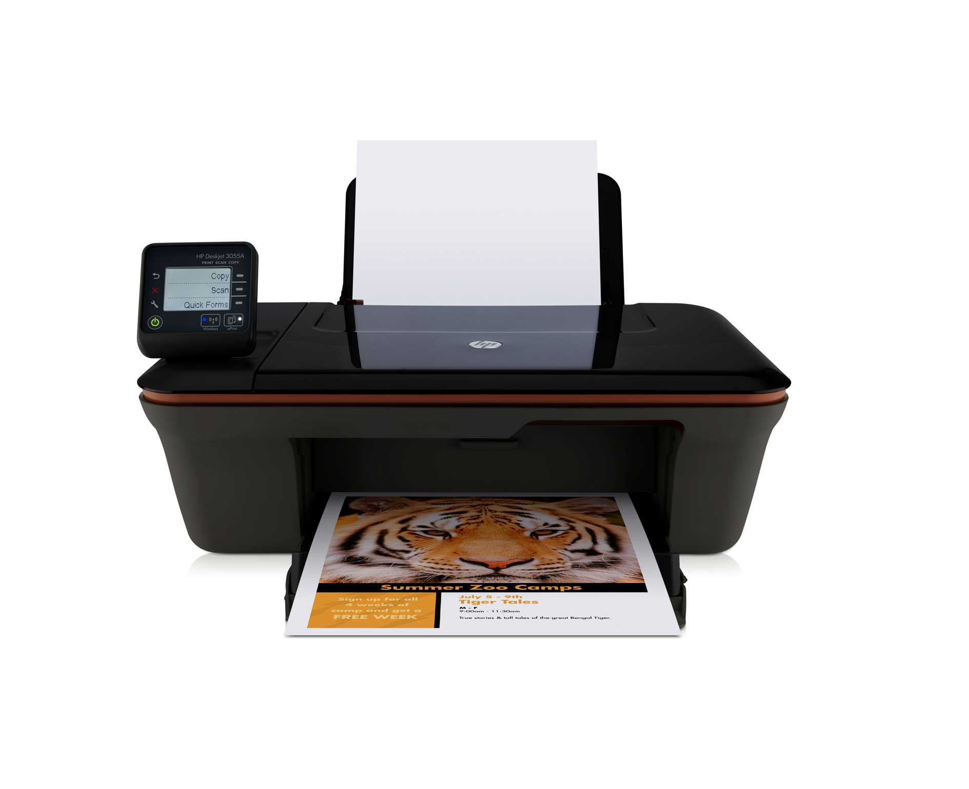 HP Deskjet A Wireless All in e Printer