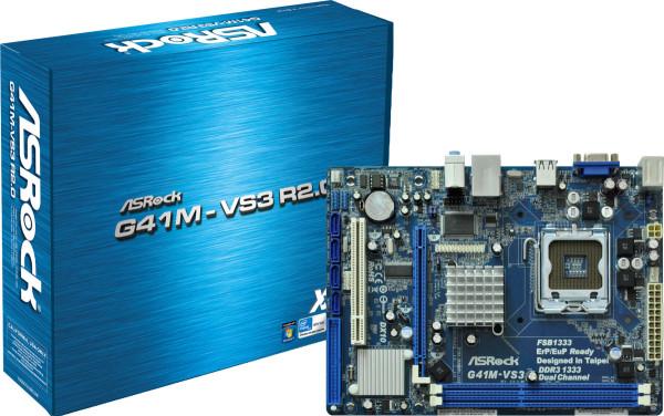 ASRock G41M-VS3 R2.0 Intel Graphics Drivers Windows