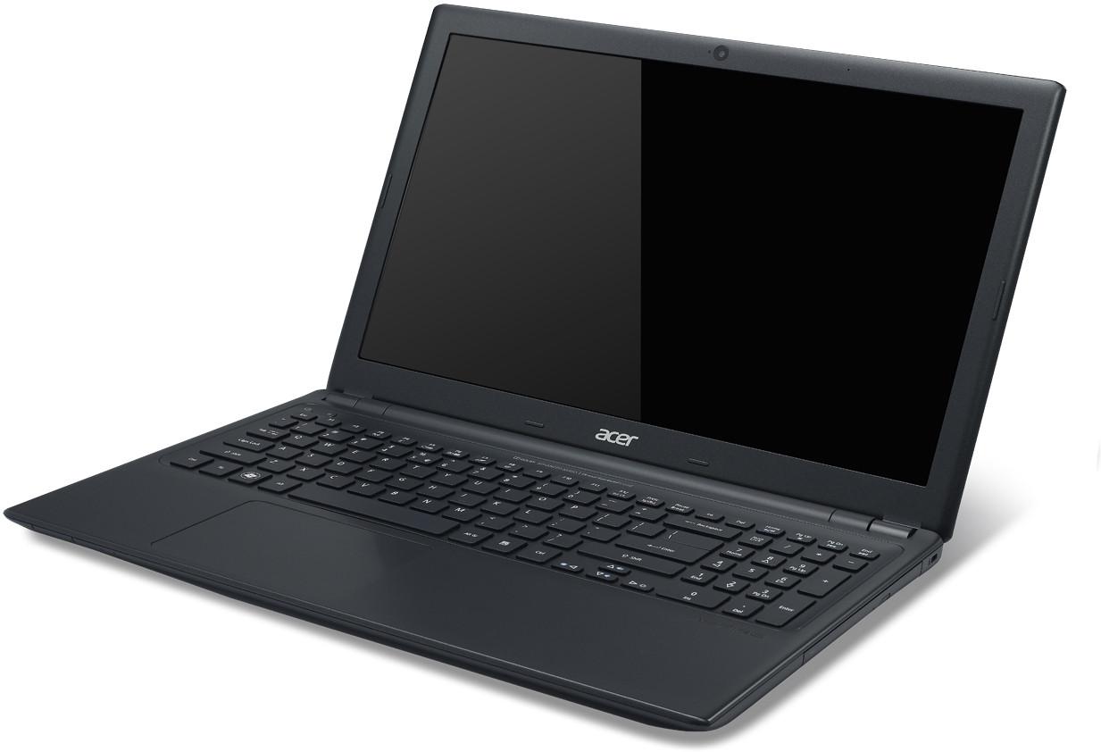 acer aspire v5 531 windows 7 laptop in black rapid pcs. Black Bedroom Furniture Sets. Home Design Ideas