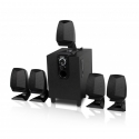 5.1 CHANNEL SURROUND SOUND SPEAKER SYSTEM
