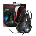 7.1 Virtual Surround Sound RGB LED Gaming Headset