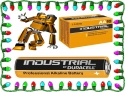 10 pack Duracell AA Industrial Battery Alkaline