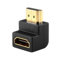 90 DEGREE RIGHT ANGLED HDMI ADAPTER