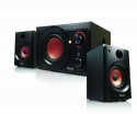 38 watt  2.1 Channel Subwoofer Speakers
