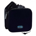 12 Disc CD DVD Bluray Carry Case With Built In Speaker