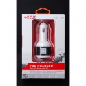 Car USB Charger With two USB Ports -